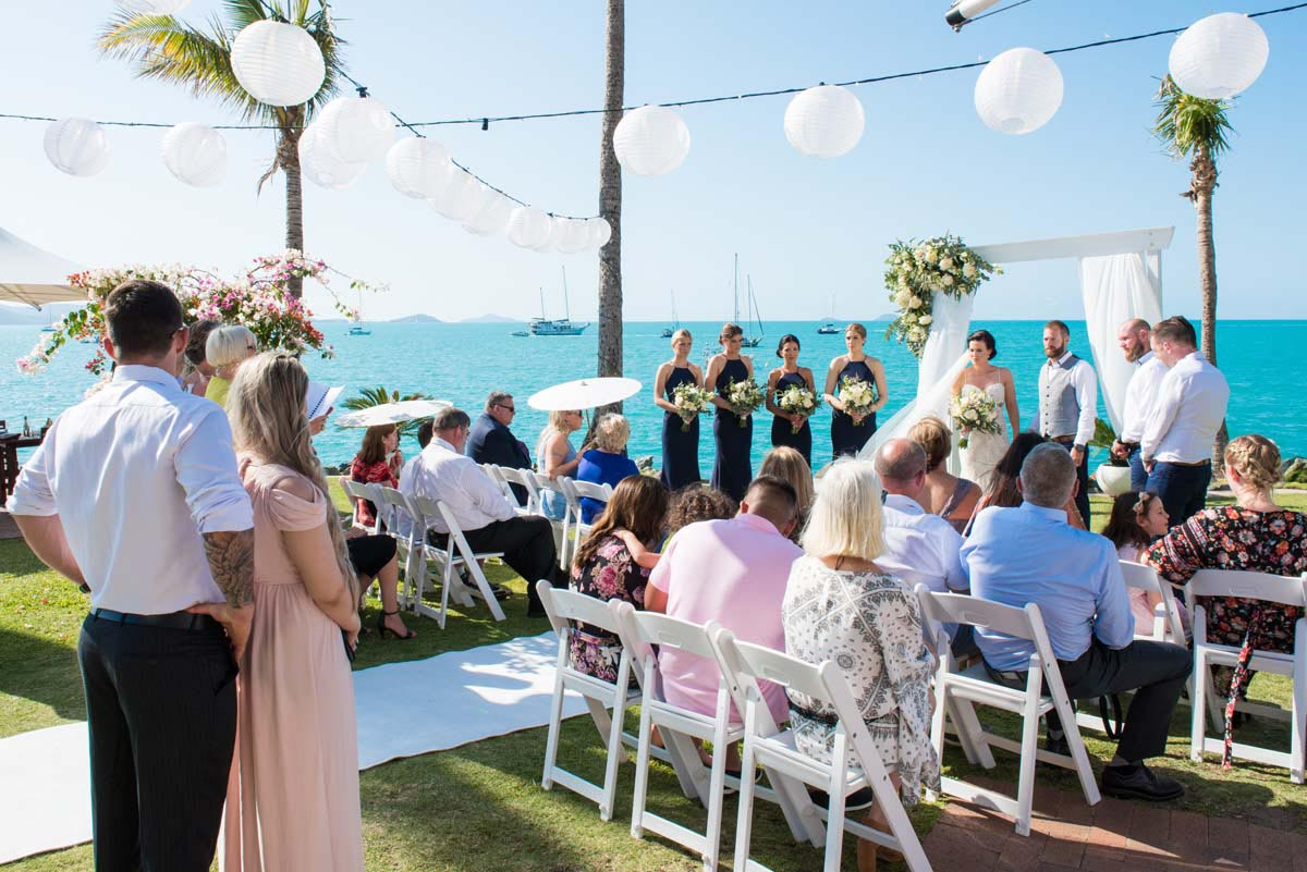 Resort Seaside Weddings Whitsundays