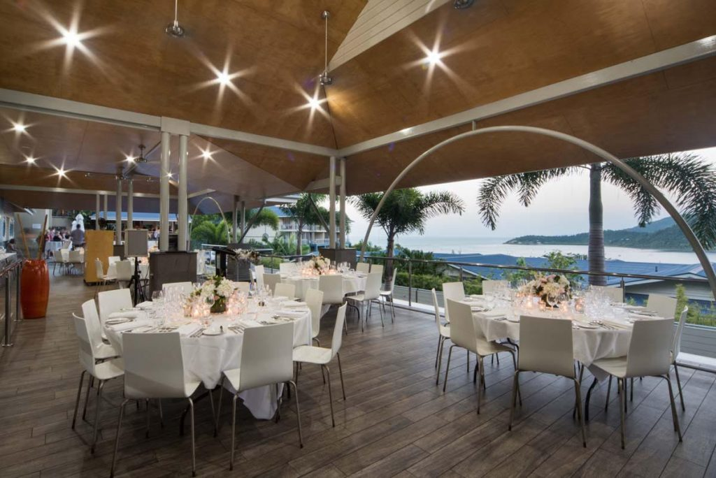 Peppers Airlie Beach Wedding Receptions