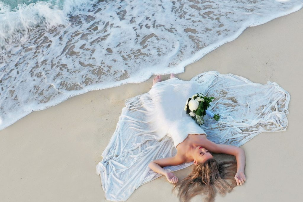 Trash The Dress Whitsundays Style